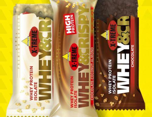 X-treme Protein Whey & Crispy, 50 G