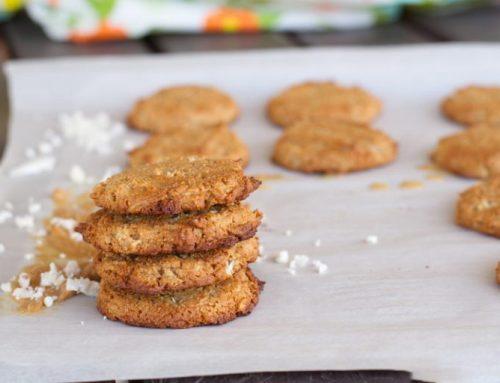 Készíts isteni finom és egészséges kekszet karfiolból!