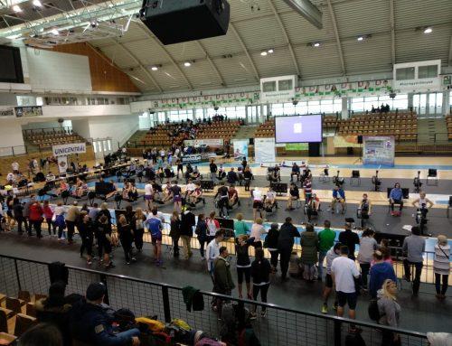 Evezés ergométeres országos bajnokság toborzó