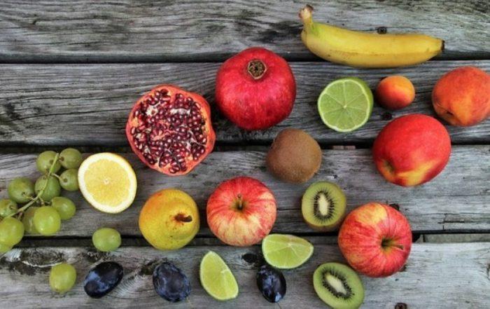 Izomerősítő gyümölcsök