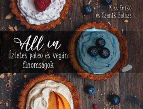 All in-ízletes paleo és vegán finomságok- Könyv
