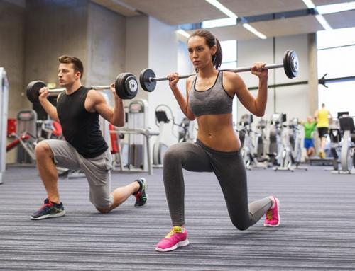 Súlyzós edzés mindenek felett