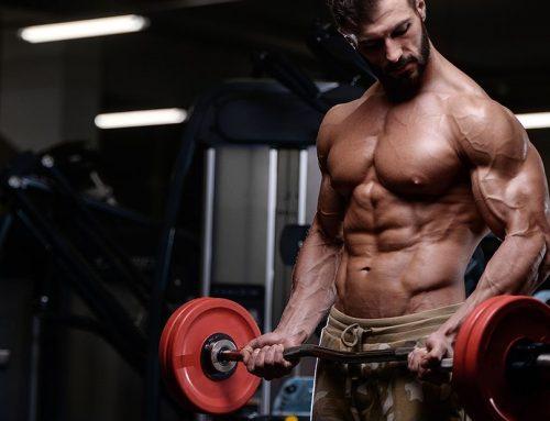 Edzéshatás izompumpálással