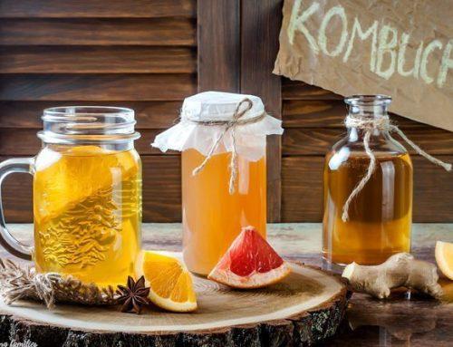 Kombucha – napjaink egyik trend-itala, készítsd el magad!