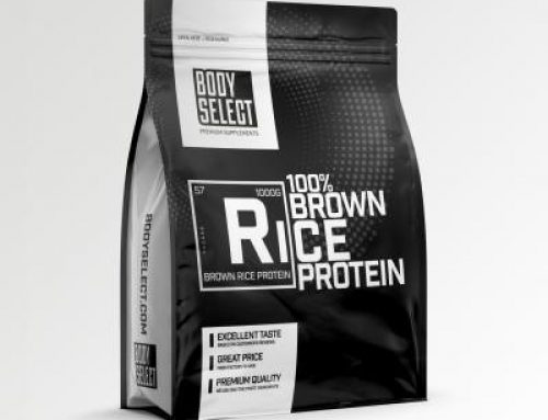 BodySelect 100% Brown Rice Protein