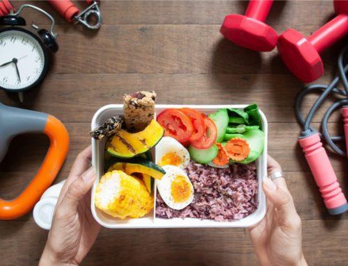 Így néz ki egy edzés utáni tökéletes étkezés!